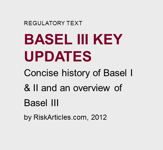 Basel  III  key  updates