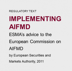 Implementing  AIFMD