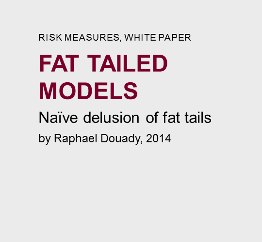 Fat  tailed  models