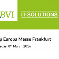 BVI  Fund  Operations  Conference  –  Frankfurt