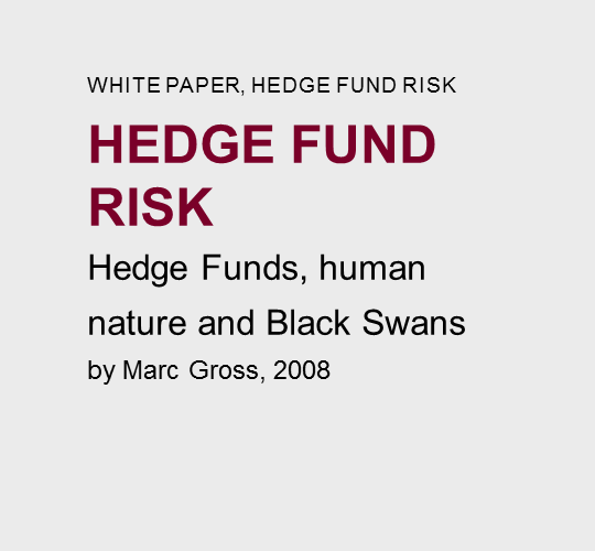 Hedge  Fund  risk