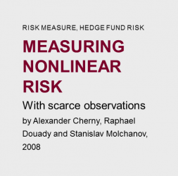 Measuring  nonlinear  risk