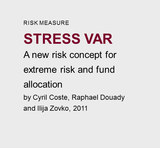 The  Stress  VaR